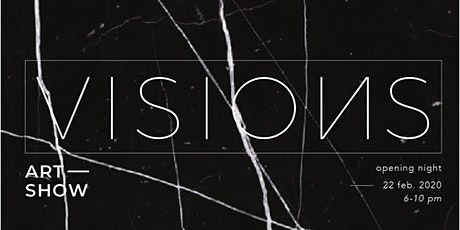 VISIONS ART SHOW II tickets