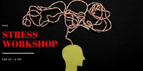 FREE Stress Workshop tickets