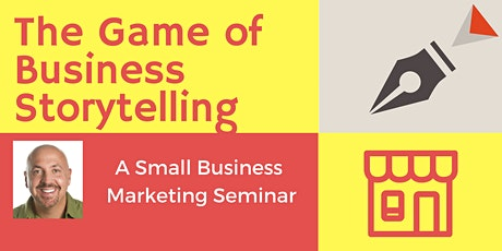 The Game of Business Storytelling tickets
