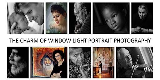 The ArtQuest Photographers Social Meetups - Window Natural Light portraits