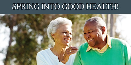 Spring Into Good Health tickets