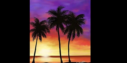 Palm Trees and Sunsets!
