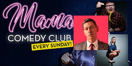 2 for 1 Burgers and comedy with David Mills + guests tickets
