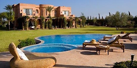 5-Day Marrakesh Strategise & Energise Business Retreat Tickets