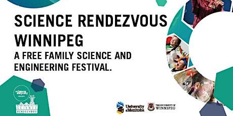 Science Rendezvous billets