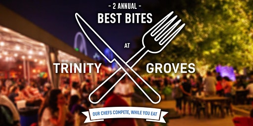 2nd Annual Best Bites Event - A Food Competition
