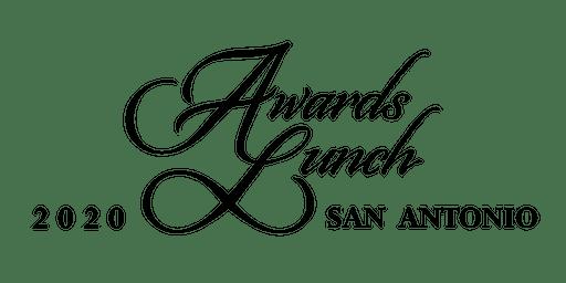 2020 San Antonio Awards Lunch