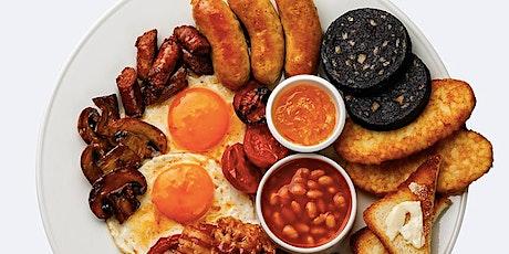Merseyside Breakfast tickets