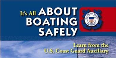 About Boating Safely Course