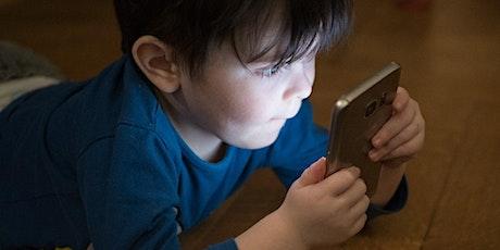 Genitori ai tempi del digitale – buone prassi per famiglie iperconnesse biglietti