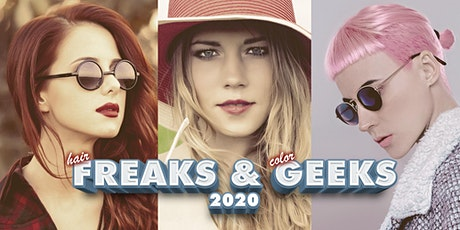 Hair Freaks & Color Geeks in Portsmouth, NH tickets