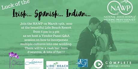 Luck of the Irish?...Spanish?...Indian? tickets