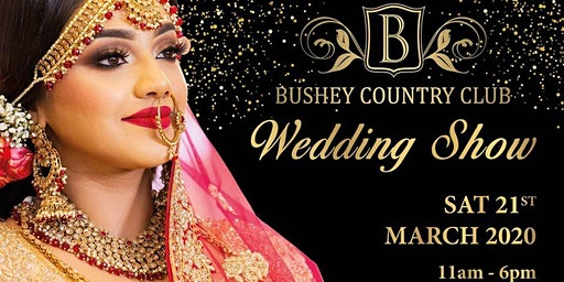 Bushey Country Club Wedding Show