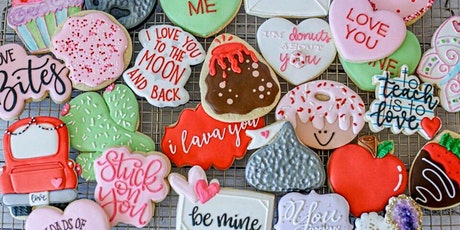 Couples' Cookie Decorating Class tickets