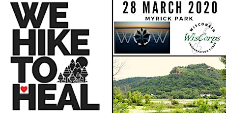 We Hike to Heal 2020: La Crosse WI Event tickets
