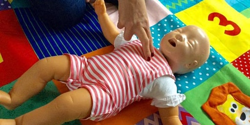 CARLISLE 2 Hour Baby & Child First Aid Awareness Class for Parents,Grandparents & Carers