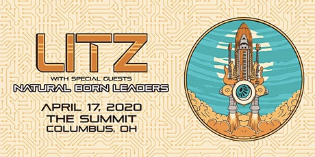 LITZ with Natural Born Leaders at The Summit Music Hall tickets