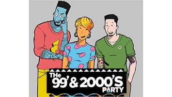 The 99' & 2000's Party at Treehouse Rooftop Lounge 21+