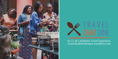 Travel Chat Dine - Authentic Travel Experiences tickets