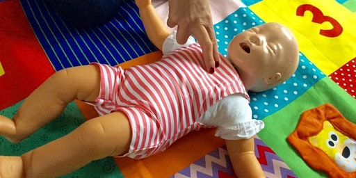 Workington 2 Hr Baby & Child First Aid Awareness Class for Parents Grandparents Carers of little ones