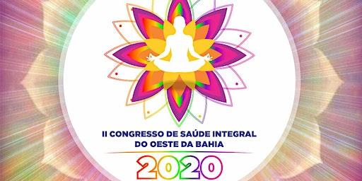 II Congresso de Saúde Integral do Oeste da Bahia