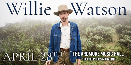 *MOVED TO THE LOCKS AT SONA ON 10/27* Willie Watson tickets