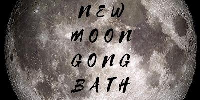 New Moon Gong Bath Journey