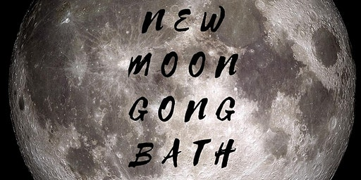New Moon Gong Bath Journey