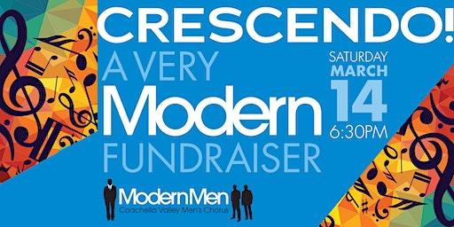 CRESCENDO! A Very Modern Fundraiser