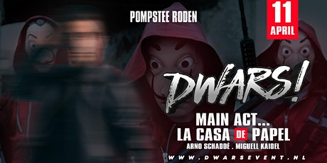DWARS! tickets