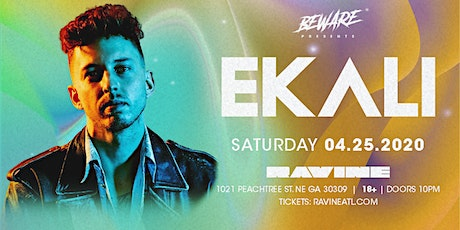 Ekali at Ravine tickets