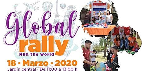 Global Rally 2020 entradas