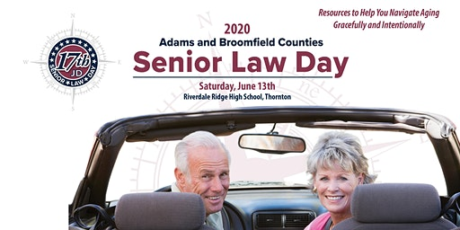 Senior Law Day 2020-Attendee Registration