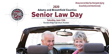 Senior Law Day 2020-Sponsor Registration *CANCELLED AS OF 03/18/2020* tickets