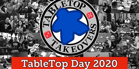 TableTop Day   TableTop Takeovers tickets