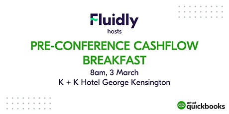 Fluidly QuickBooks Connect Breakfast tickets