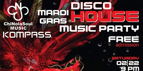 Disco House Music Party tickets