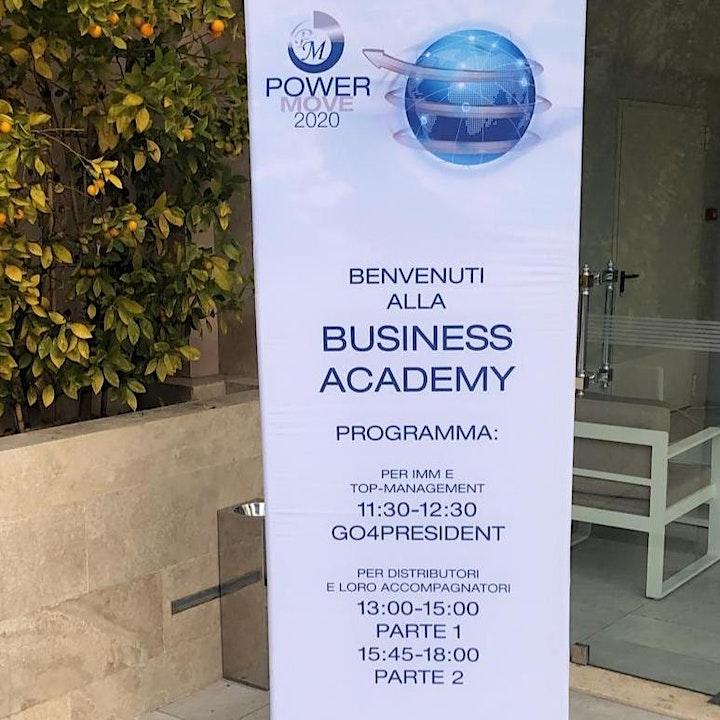 Immagine Business Academy Sud - Roma