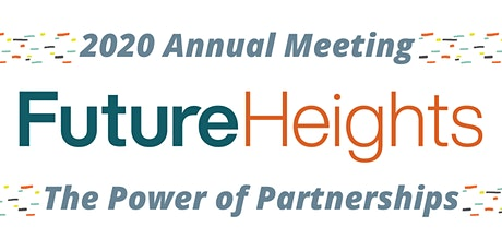 FutureHeights 2020 Annual Meeting tickets
