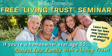 "Free ""Living Trust"" Seminar - Bloomington, MN tickets"