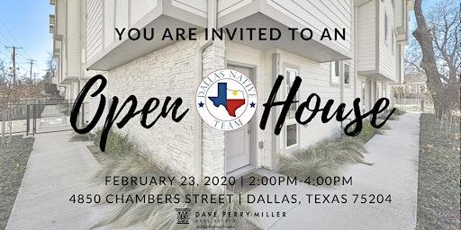 Open House   4850 Chambers Street