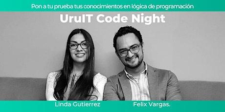 UruIT Code Night entradas
