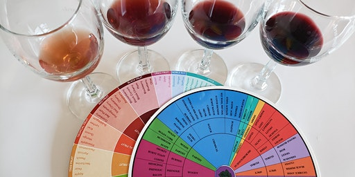 Wine Sensory Workshop- Discover your favorite wines!