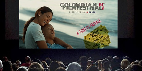 The Colombian Film Festival - 8 Ticket Package tickets