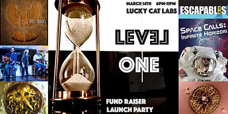 Level One: Crowd Funding Launch Party tickets