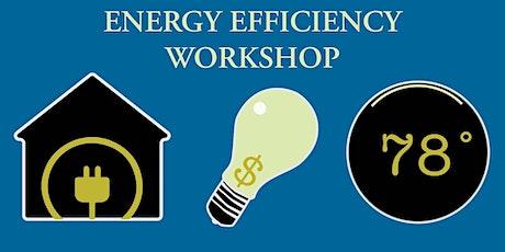 Energy Efficiency Workshop tickets