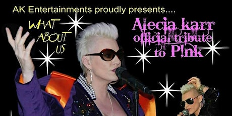 Alicia Karr Official Tribute to Pink tickets
