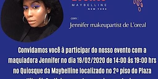 Workshop Pele Perfeita Maybelline