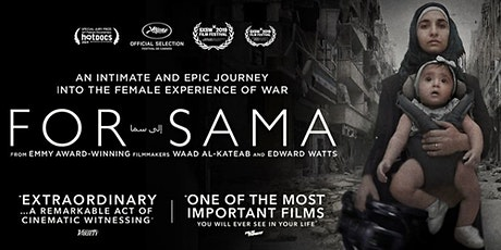 Bermondsey Welcome Refugees: FOR SAMA tickets