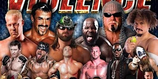 USA  Pro Wrestling Presents A Night of Violence!